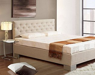 Купить кровать Belabedding Boxspringbett London 01.5